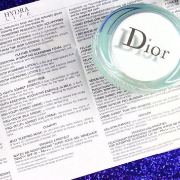 Photo of Dior Hydra Life Pro-Youth Sorbet Crème uploaded by Alina P.