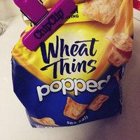 Nabisco Wheat Thins Popped Sea Salt uploaded by Grace T.