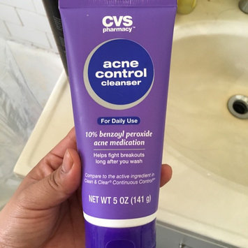 Photo of Clean & Clear® Continuous Control® Acne Cleanser uploaded by Elizabeth R.