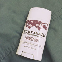 Schmidt's Deodorant Lavender + Sage Deodorant uploaded by Emilie G.