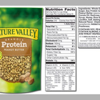 Nature Valley™ Protein Granola Peanut Butter uploaded by Megan R.