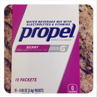 Propel Flavored Water uploaded by Brittany E.