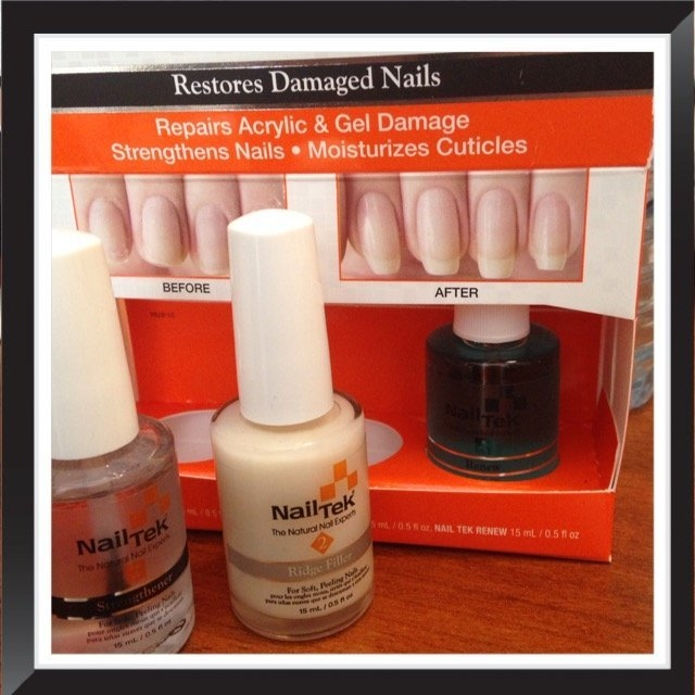Nail Tek Nail Recovery Kit uploaded by Tanya A.
