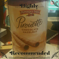 Pepperidge Farm Chocolate Hazelnut Creme Filled Pirouette Rolled Wafers uploaded by Joanna A.