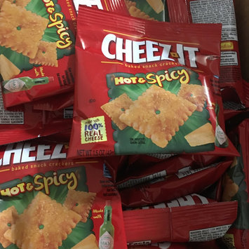 Cheez-It® Original Baked Snack Crackers uploaded by Alison H.