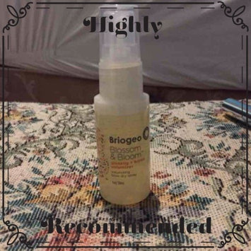Photo of Briogeo Blossom & Bloom Ginseng + Biotin Volumizing Spray uploaded by Alyssa S.