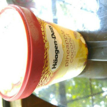Photo of Haagen-Dazs Pineapple Coconut Ice Cream uploaded by Shaiky D.
