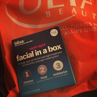 Bliss Night, Night Facial In A Box uploaded by Maria K.