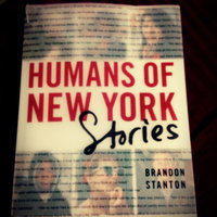 Humans of New York - Stories by Brandon Stanton (Hardcover) uploaded by Chanel R.