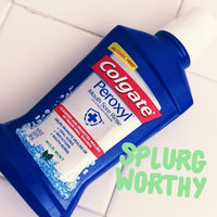 Colgate Peroxyl Mouth Sore Rinse, Mild Mint, 16.9 oz uploaded by Briana J.