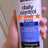 Neutrogena T/Gel Daily Control 2-in-1 Dandruff Shampoo Plus Conditioner uploaded by Macy O.
