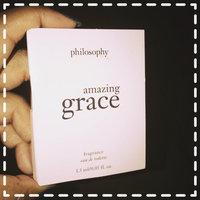 Philosophy W-M-1586 Amazing Grace Womens EDT Splash Vial Mini - 0.05 oz uploaded by Synthia S.