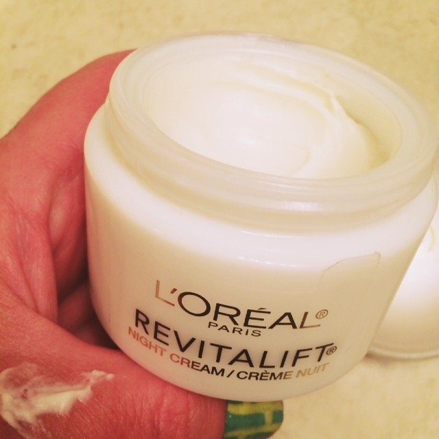 L'Oréal Paris® Revitalift® Anti-Wrinkle + Firming Night Cream 1.7 oz. Jar uploaded by Christina D.
