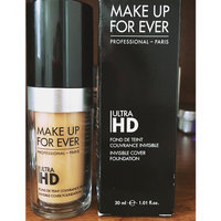 MAKE UP FOR EVER HD Invisible Cover Foundation 153 Golden Honey 1.01 oz uploaded by Jeree Mae B.
