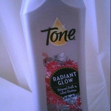 Photo of Tone® Radiant Glow Diamond Dust & Lotus Blossom Illuminating Body Wash 16 fl. oz. Bottle uploaded by NaTasha H.