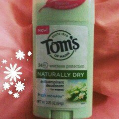 Photo of Tom's of Maine Women's Natural Powder Antiperspirant Stick Deodorant uploaded by Keely M.
