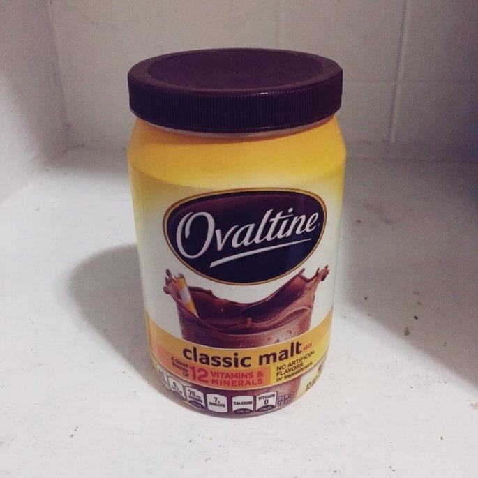 Ovaltine Classic Malt Mix uploaded by Arwa M.
