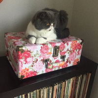 Crosley Keepsake Portable Turntable, Floral uploaded by Corrie F.