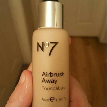Boots No7 Airbrush Away Foundation uploaded by Lindsay S.