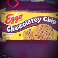 Kellogg's Eggo Chocolatey Chip Waffles uploaded by Jaclyn A.