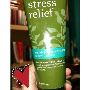 Bath & Body Works Aromatherapy- Stress Relief Hand Cream uploaded by Erica M.