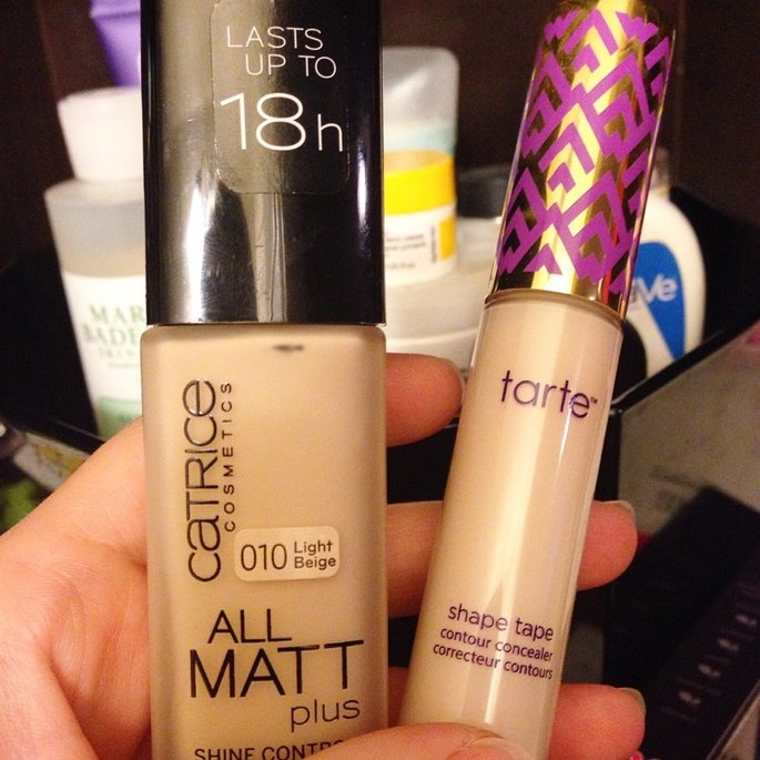 Catrice All Matt Plus Shine Control Makeup uploaded by Taylor P.