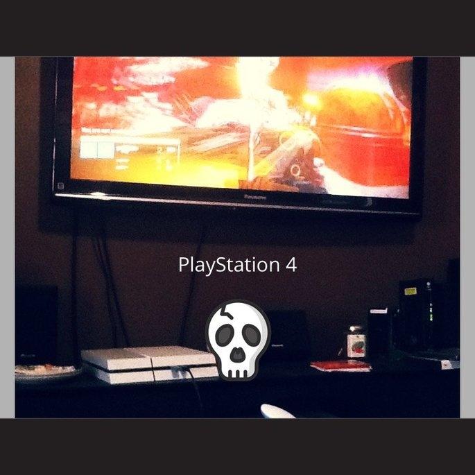 Sony PlayStation 4 Console uploaded by Rachel W.