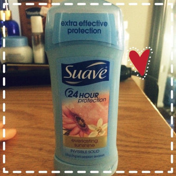Suave Cocoa Butter Invisible Solid Anti-Perspirant Deodorant uploaded by Jordan P.