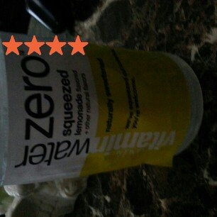Photo of vitaminwater Zero Squeezed Lemonade uploaded by April H.