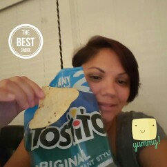 Photo of Tostitos® Restaurant Style Tortilla Chips uploaded by Noelia M.