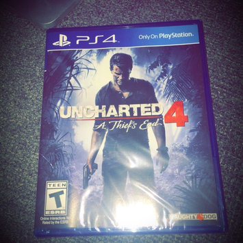 Uncharted 4: A Thief's End (PlayStation 4) uploaded by Emily M.