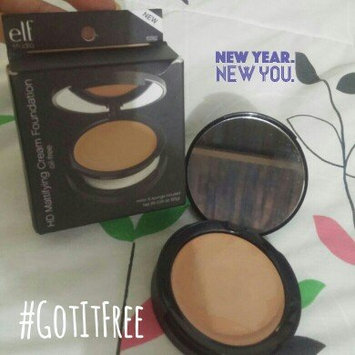 Photo of e.l.f. HD Mattifying Cream Foundation uploaded by Roxana R.