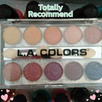 LA Colors L.A. Colors Glittering Starlet Eyeshadow 83 Marilyn uploaded by Cora M.