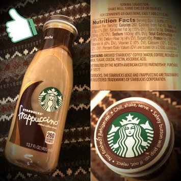 Starbucks Frappuccino Mocha Chilled Coffee Drink uploaded by Jaysa J.