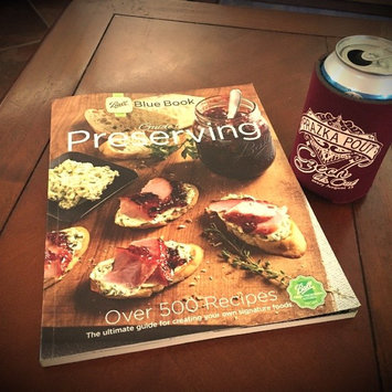 Photo of Ball Blue Book Guide To Preserving, 37Th Edition [1] uploaded by Wendy M.
