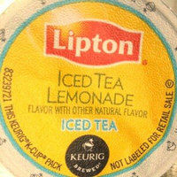 Lipton® K-Cups Iced Tea Lemonade uploaded by Lace l.