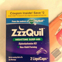 NyQuil™ Cold & Flu Nighttime Relief LiquiCaps™ uploaded by tina c.