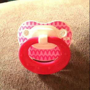 Photo of NUK Trendline Orthodontic Pacifier uploaded by Michelle  p.