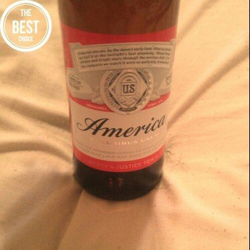Photo of Budweiser Beer uploaded by jenniffer m.