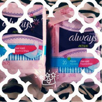 Always Thin Daily Liners Clean Scent uploaded by Faith M.