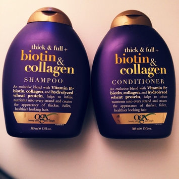 Photo of OGX® Biotin & Collagen Shampoo uploaded by Jacqueline H.