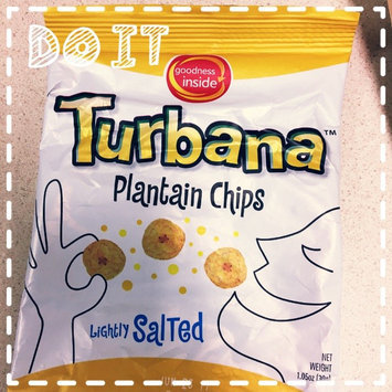 Turbana Plantain Natural Chips uploaded by Aerial P.