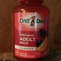 One A Day® VitaCraves® Regular Gummies uploaded by La Tica S.
