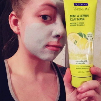 Photo of Freeman Feeling Beautiful Clay Mask Mint & Lemon uploaded by Margret S.