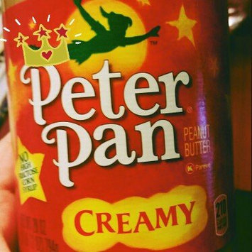 Peter Pan Creamy Peanut Butter uploaded by christina  .