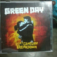 Green Day 21st Century Breakdown CD uploaded by Melissa V.