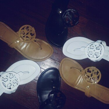 Tory Burch Flat Shoes uploaded by Melissa L.