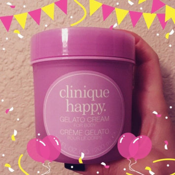 Clinique Happy Gelato Cream For Body uploaded by Stacy J.