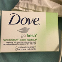 Dove Beauty Bars Go Fresh Cool Moisture uploaded by Melissa A.