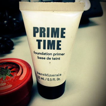 Photo of bareMinerals Prime Time® Brightening Pearl Eyelid Primer uploaded by Aly S.
